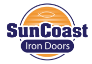 Suncoast Iron Doors Logo
